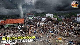Download Detik² MENGERIKAN Mamuju Porak Poranda Diterjang Puting Beliung PARAH, Puluhan Rumah Berantakan
