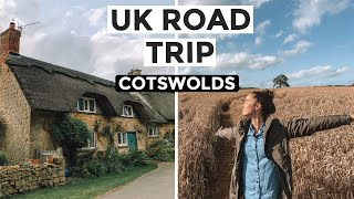 UK ROAD TRIP – Villages of the Cotswolds, Cardiff Wales, Stratford-Upon-Avon (PART 2)
