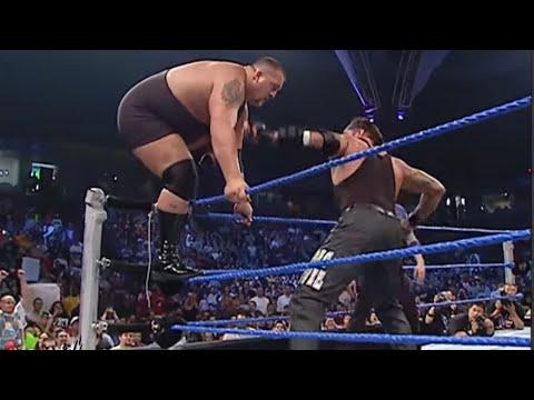 The Undertaker vs. Brock Lesnar & Big Show - 2-on-1 Handicap Match: SmackDown, Oct. 23, 2003