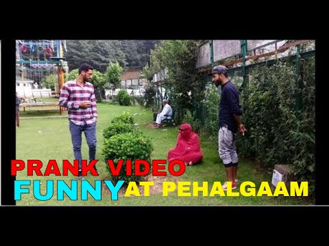 Prank At Pehalgam.Mobile Chooor Kashmir Funny Video