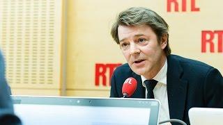 """François Baroin salue """"une vraie sincérité"""" dans le livre de Nicolas Sarkozy"""