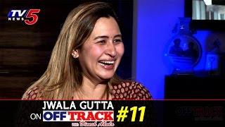 Jwala Gutta Fiery Interview by Dinesh Akula