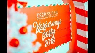 Porsche Inter Auto Hungaria 25 éves jubileumi karácsonyi partyja - Porsche Inter Auto Hungaria