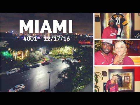 Miami Florida & Hard Rock Casino Hollywood Travel Vlog