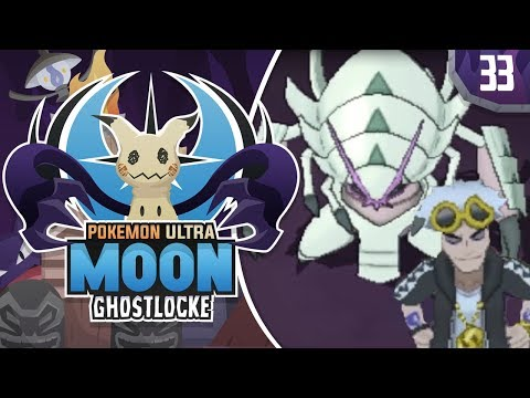 SHOWDOWN IN PO TOWN!! Pokemon Ultra Sun and Moon GhostLocke Walkthrough w/ aDrive! Ep 33