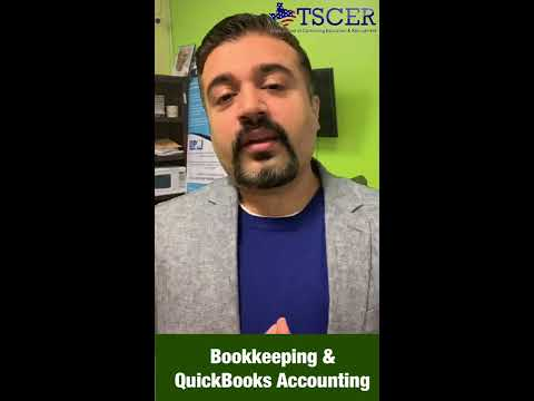 Bookkeeping Classes & QuickBooks Training At Texas School - TSCER.org