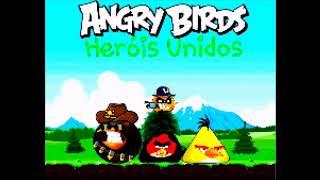 Angry Birds Paródia - 🎵VERSÃO 8 BIT🎵