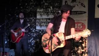 Jesse Malin - Live at Vintage Vinyl 10/06/2015