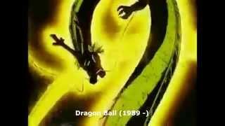 Top 15 Dragon TV Shows