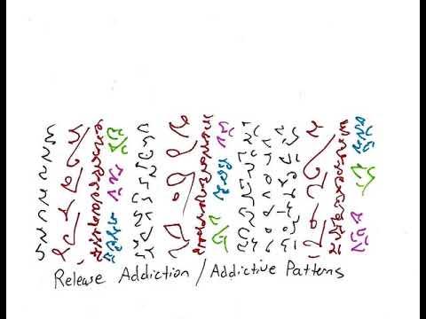 Light Language: Release Addiction and Addictive Patterns