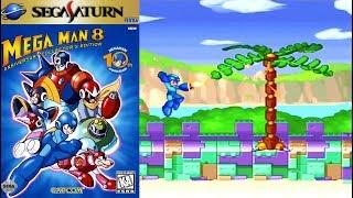 Megaman 8 ( Sega Saturn )