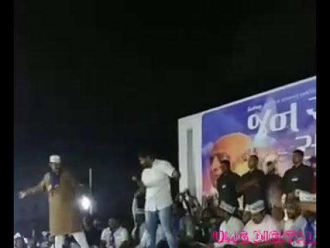 Hardik Patel Ni Video Viral thaya pachi paheli sabha   Jan Adhikar Samelan   Bharuch  Hardik Patel
