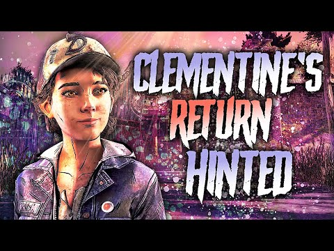 Clementine's Return Hinted - The Walking Dead