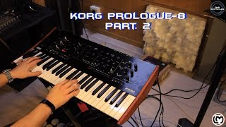 Korg Prologue 8 Part. 2