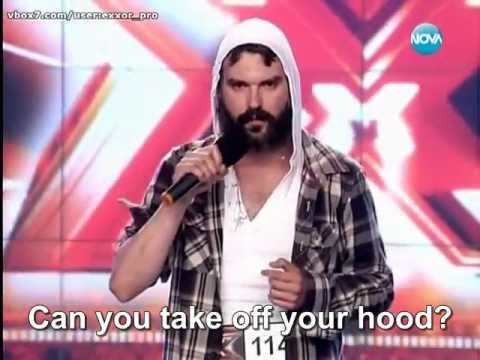 Amazing Voice Sings Nessun Dorma On X-Factor