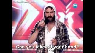 Amazing Voice Sings Nessun Dorma On X-Factor