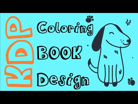 HOW TO DESIGN KDP COLORING BOOKS Using Illustrator