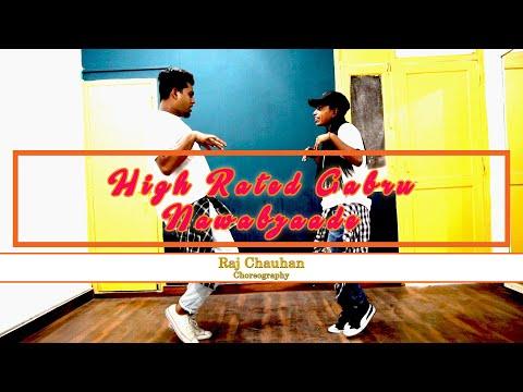 High Rated Gabru I Guru Randhawa I Nawabzaade I Dance Cover I Raj Chauhan Choreography | Dance Town