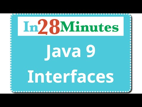 Java Interface Tutorial - 5 - Exercise - Interface Flyable