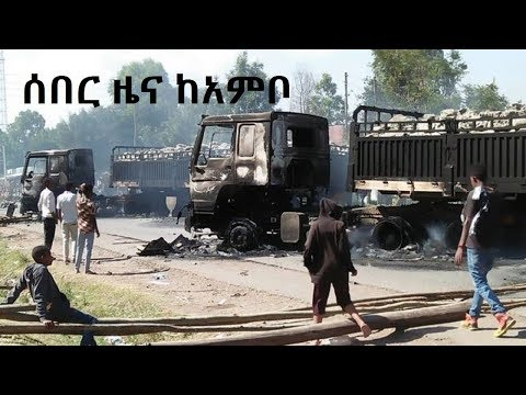 Breaking News - Ambo, Ethiopia - OMN