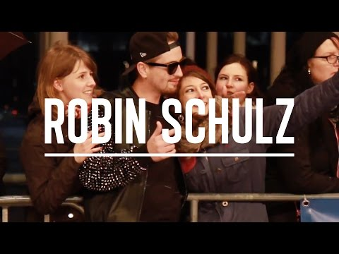Robin Schulz #ECHO2015 [behind the scenes]