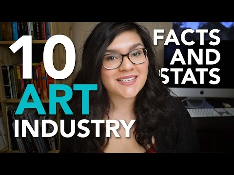 Art & Economy: 10 Positive Facts and Statistics about the Industry