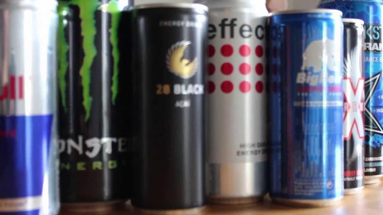 Die Wahrheit über Energy-Drinks - YouTube