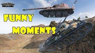 World of Tanks - Funny Moments   Week 3 January 2018