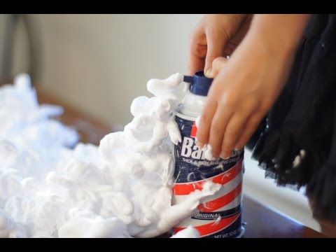 (The Demented Themester Chorus presents) The Shaving Cream Song