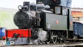 WF 871 built by David Watt | Locomotive Mini-Documentary