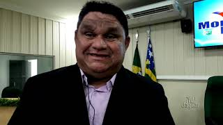 Morada Nova   Sérgio Mesquita 6º suplente da base do prefeito Wanderley que assume o parlamento ness