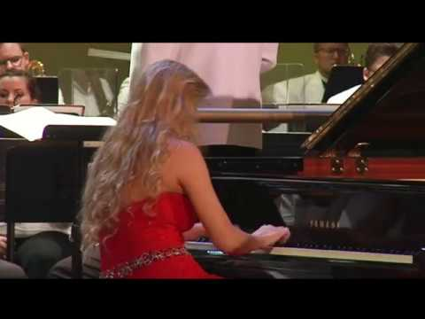 Svetlana Smolina performsTchaikovsky Piano Concerto No.1 in B flat Minor Op.23