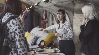 Innovation and Heritage: Future Fashion Factory Year 1 Showcase