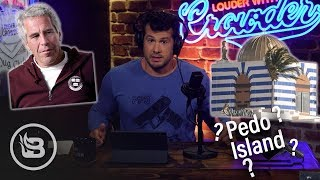 The INSANE Facts Behind Jeffrey Epstein's Suicide I Louder with Crowder