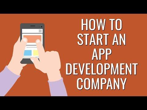 How to Start an App Development Company | Startup Business Ideas