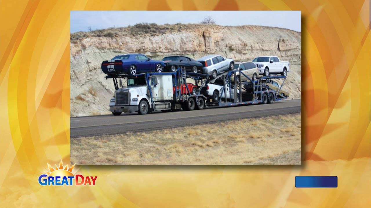 Executive Auto Shippers >> 11 24 2015 Executive Auto Shippers Youtube
