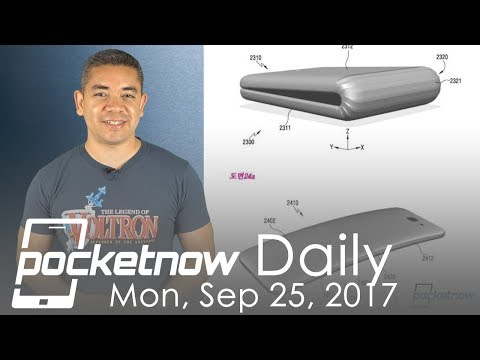 iPhone X 2018 with three variants, Foldable Galaxy X leaked & more - Pocketnow Daily