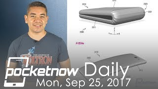 iPhone X 2018 with three variants, Foldable Galaxy X leaked & more   Pocketnow Daily