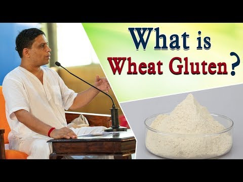 What is Wheat Gluten? | Acharya Balkrishna