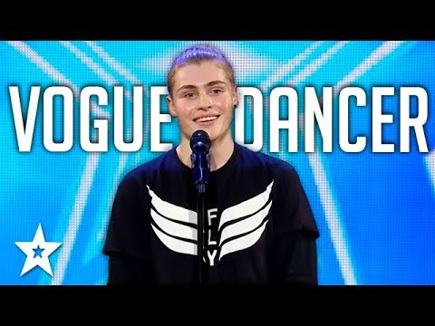 INCREDIBLE DANCER AMAZES JUDGES | Ireland's Got Talent 2018
