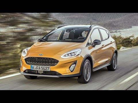 2018 Ford Fiesta Active – Exterior, Interior, Driving Footage
