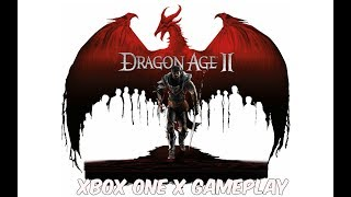 Dragon Age 2 - Xbox One X Gameplay (1080p/60FPS)