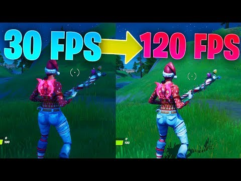 Fortnite Chapter 2 FPS Guide - FPS Boost, Fix Stuttering & More!