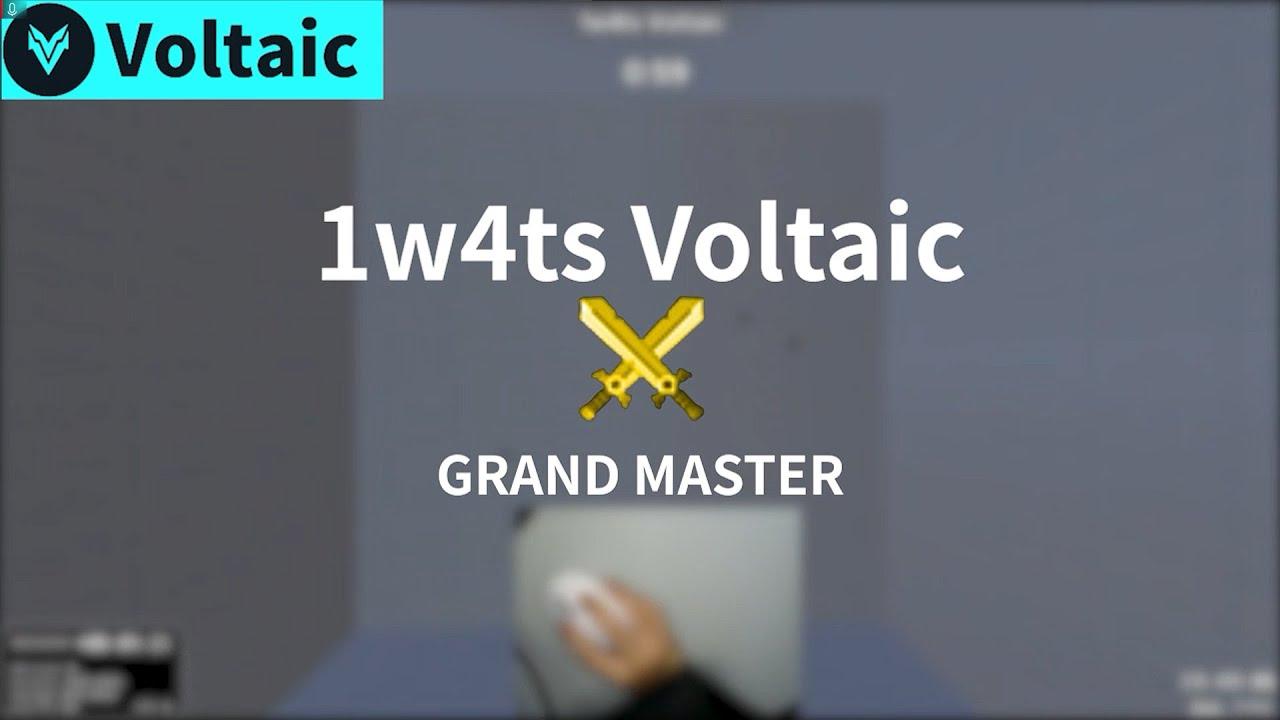 【GM】1w4ts Voltaic 131.0【Voltaic Benchmark】