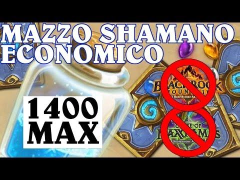 Hearthstone ITA: Mazzo Sciamano [Per Nuovi Giocatori]