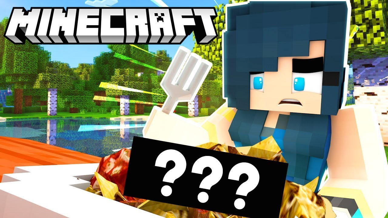 how to eat in minecraft survival mode