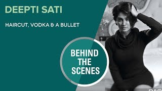 Deepti Sati || Photo Shoot Behind The Scenes Video || FWD Magazine