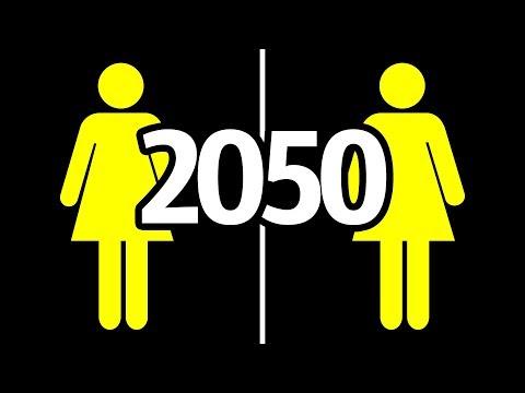 Was wird bis zum Jahr 2050 passieren?