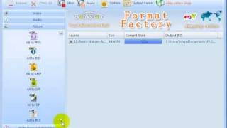 how to use format factory HOGR-NAHRO