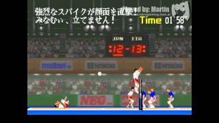 Super Volleyball 91 /  Power Spikes